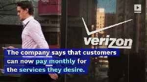 Verizon Ditches Annual TV and Internet Contracts [Video]