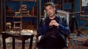 News video: 'Dolittle': Robert Downey Jr