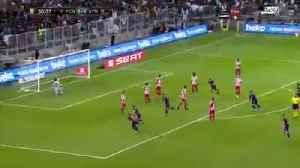 Golazo de Messi vs Atletico Madris [Super CUp] [Video]