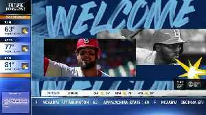 Rays acquire Jose Martinez from Cardinals for pitching prospect [Video]