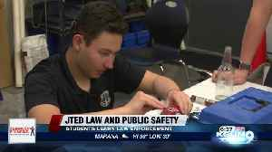 JTED program prepares next generation of first responders [Video]