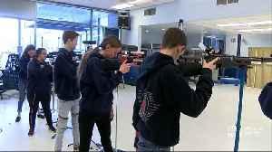 Hernando County high school air rifle team prepares for national championship [Video]