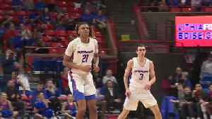 Jessup breaks Boise State's all-time record for 3-pointers in win over UNLV [Video]