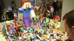 Kids Are Building the Future of Gaming at Mine Faire [Video]