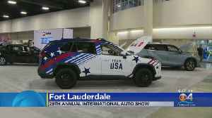 It's Time For The 29th Annual Fort Lauderdale International Auto Show [Video]