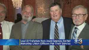 Philadelphia Firefighters Host First Annual Firefighters Ball [Video]