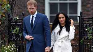 Harry, Meghan's Move Could Be Costly For Canadian Taxpayers [Video]