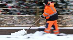 The Packers Offer $12 An Hour To Shovel Snow Prior To Playoffs [Video]