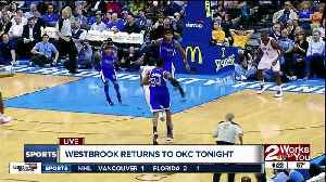 Preview of Russell Westbrook's Return [Video]