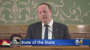 State Of The State Address Focuses On 'Colorado For All' [Video]