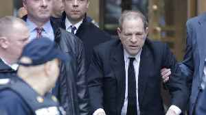 Judge Threatens Harvey Weinstein With Jail For Using His Cell Phone In Court [Video]