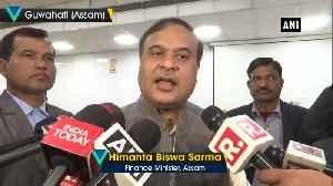Deepika visited JNU to grab limelight Assam minister Himanta Biswa Sarma [Video]