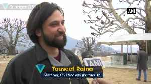 Normalcy returning in JK Civil society member after meeting foreign envoys765 [Video]