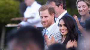News video: Prince Harry And Meghan Markle Step Back From Royal Duties