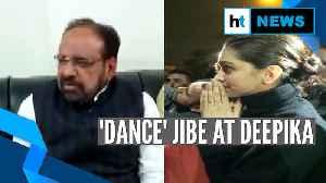 News video: 'Stay in Mumbai & dance': BJP leader on Deepika Padukone's JNU visit