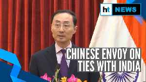 Watch l India, China together can build a better world: Chinese Envoy to India [Video]