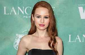 Madelaine Petsch reveals where she got her beauty tips from [Video]
