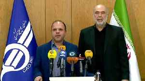 News video: Breaking: Iran denies missiles caused Ukrainian plane crash