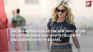 Laura Whitmore needed mum's permission for Love Island role [Video]