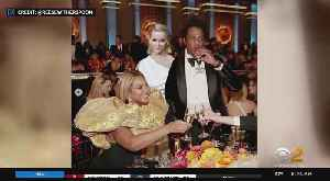 Jay-Z, Beyonce Send Reese Witherspoon Champagne [Video]