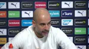 Pep: Sane future not up to me [Video]