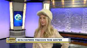 90's-inspired fashion trends this winter [Video]