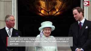Queen Elizabeth finding 'workable solutions' follow Sussex's royal departure [Video]
