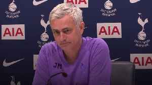 Mourinho welcomes return of Hugo Lloris despite Kane injury blow [Video]