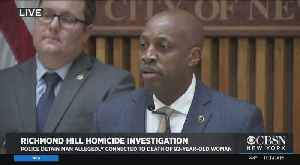 NYPD Update On 92-Year-Old Killed [Video]
