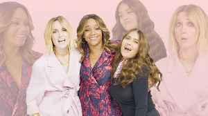 News video: Salma Hayek, Tiffany Haddish, and Rose Byrne Take a Friendship Test