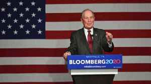 Even if He's Not the Democratic Nominee, Mike Bloomberg Pledges to Help Fund Party's 2020 Pick [Video]