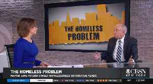 New York's Plan For The Homeless Crisis: Will It Work? [Video]