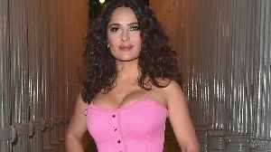Salma Hayek on Her Sultriest, Most Rule-Breaking Fashion Moments [Video]