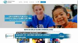 Boys & Girls Club - Literacy Campaign [Video]