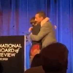 Adam Sandler gets choked up addressing Drew Barrymore in an emotional speech [Video]