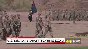 ARMY DRAFT SCAM [Video]