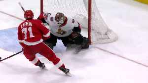 Larkin blows through entire Senators team for spectacular goal [Video]