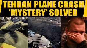 Iran admits it shot down Ukrainian aircraft due to 'human error'   OneIndia News [Video]