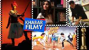 Khabar Filmy, Episode 2: All about Bollywood releases, Ghost Stories with highlights of Golden Globes Awards [Video]