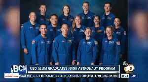 USD alumni graduate from NASA astronaut program [Video]