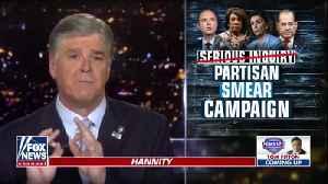 Hannity tells GOP senators to end impeachment [Video]