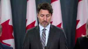 News video: Iran must be held accountable for shooting down plane -Canada's Trudeau