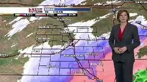 Friday Evening Web Forecast [Video]