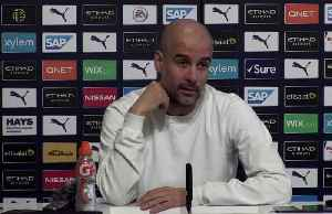 Guardiola unsure of Laport's clearance to play or Sane's future as Man City transfer speculation continues [Video]