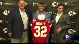 Tyrann Mathieu helps turn Chiefs defense around [Video]