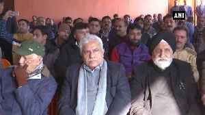 News video: Foreign envoys meet representatives of Kashmiri Pandits in Jammu