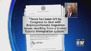 'Texas Has Carried More Than Its Share': Gov. Greg Abbott To Reject New Refugees, First Under Trump [Video]