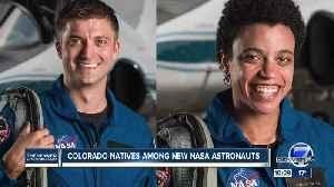 Two Colorado natives just graduated from NASA's astronaut training program [Video]