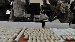 Drug trafficking: Guinea-Bissau used as transit point [Video]