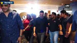 Ajay Devgn organises special screening of 'Tanhaji' for school children [Video]